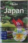 Cover of the Lonely Planet Guide for Japan