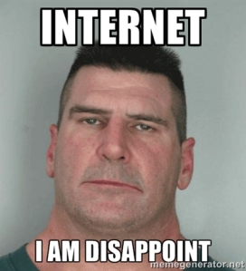 Internet i am disappoint, Japan, Tokyo, travel, JaPlanning, advice