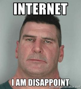 Internet i am disappoint, Japan, Tokyo, travel, JaPlanning, advice