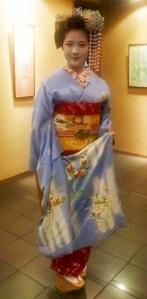 Geiko Kyoto Ryokufuso JaPlanning
