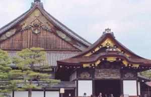 Nijo-jo castle kyoto japan travel japlanning kally