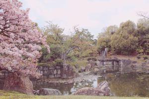 Nijo-jo gardens kyoto japan travel japlanning