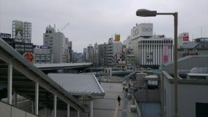 Ueno station Japan Tokyo travel JaPlanning freelance