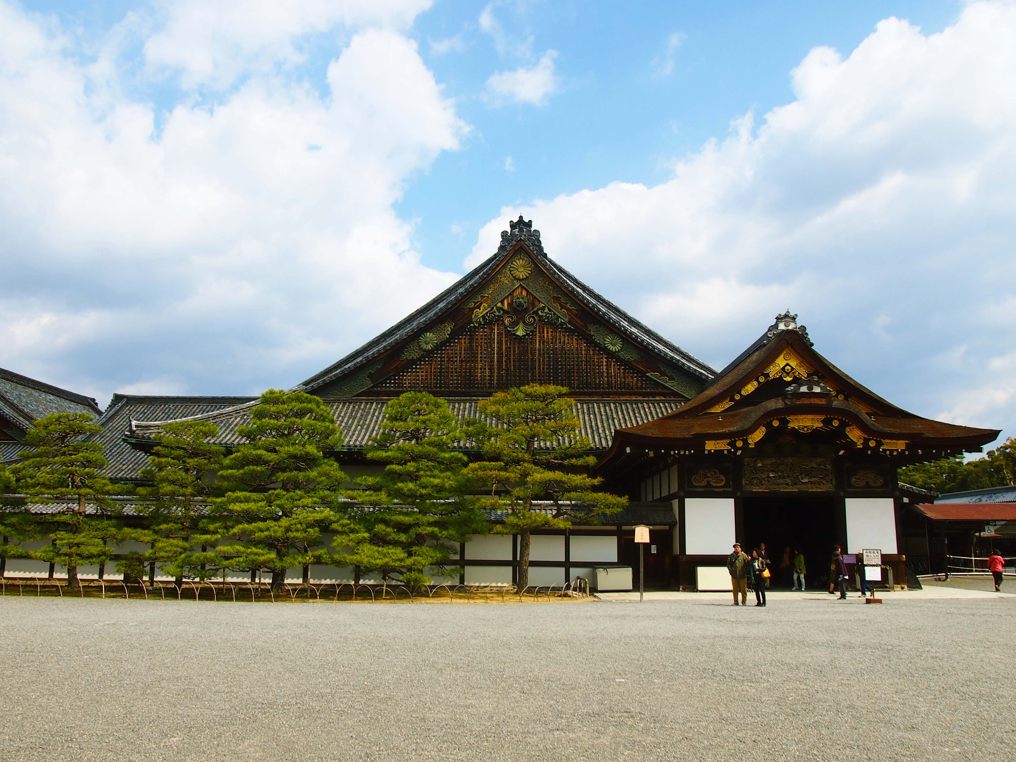 Nijo-jo Castle – Kyoto  JaPlanning