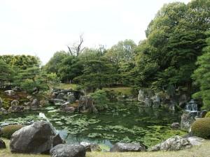 Nijo-jo castle gardens Kyoto Japan Travel JaPlanning