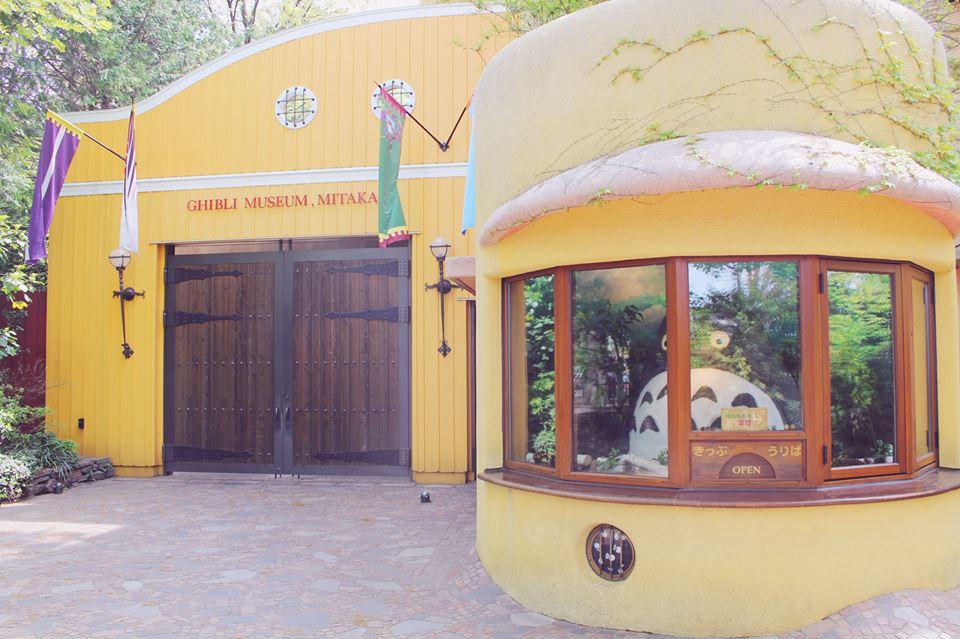 Visiting the Ghibli Museum – Mitaka  JaPlanning