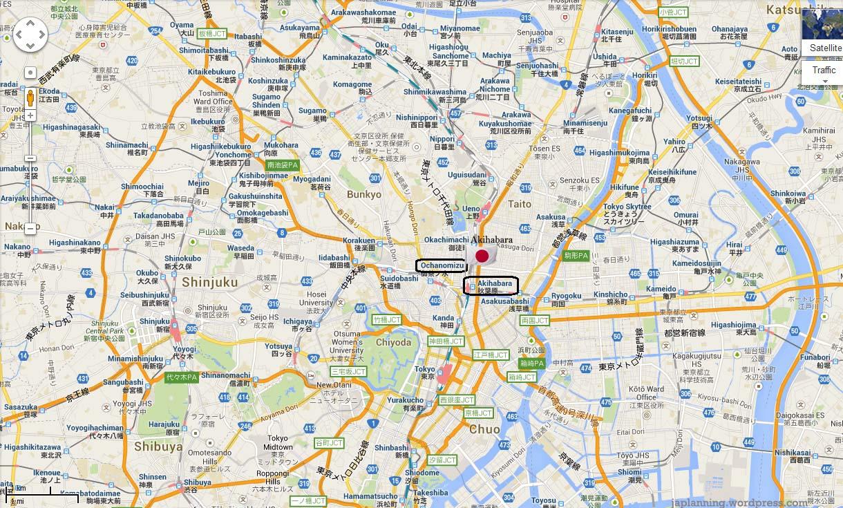 Akihabara – Tokyo | JaPlanning