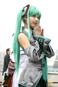 Cosplay JaPlanning travel fashion harajuku takeshita-dori dressing up
