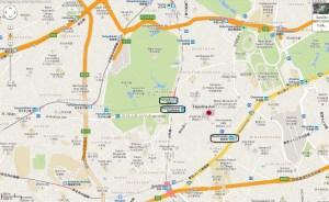 Takeshita-dori Harajuku Tokyo fashion Japan Japlanning maps travel