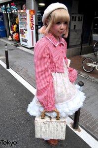 Kawaii kei Harajuku JaPlanning Tokyo Takeshita-dori cute fasion