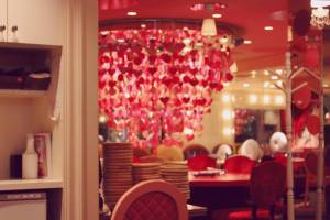 Alice in Wonderland restaurant shinjuku Tokyo Japan Fantastic Design Works JaPlanning