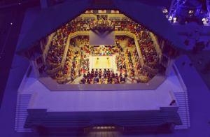 Sumo Stadium Miniland Legoland Odaiba Tokyo Japan Aquacity Decks Beach JaPlanning
