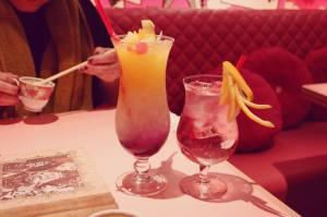 Alice in Wonderland cocktails Shinjuku Tokyo Japan