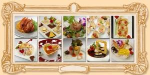 Alice in Wonderland food presentation Shinjuku Tokyo Japan JaPlanning