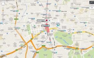 Alice in Wonderland restaurant shinjuku yamanote food Japan Tokyo travel JaPlanning maps