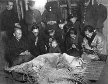 Hachiko funeral Akita breed loyalty faithful Shibuya Tokyo Japan travel JaPlanning