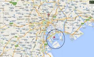 Odaiba island Tokyo Gundam Daikanransha Legoland Tussauds Japan JaPlanning maps travel