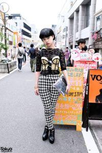 Beni Tokyo Fashion Harajuku fashion JaPlanning travel takeshita