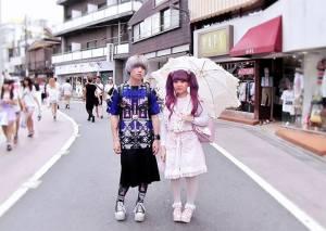 Erika Yuki Tokyo Fashion Harajuku fashion JaPlanning travel takeshita