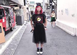 Gesopi Tokyo Fashion Harajuku fashion JaPlanning travel takeshita