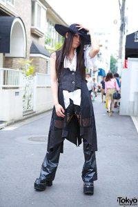 Kyouka Tokyo Fashion Harajuku fashion JaPlanning travel takeshita