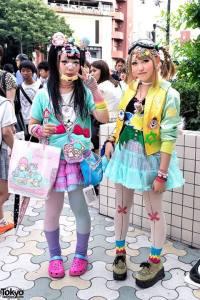 Narumi Appi Tokyo Fashion Harajuku fashion JaPlanning travel takeshita