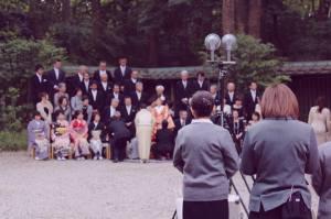 Meiji Shrine Shinto wedding Harajuku Shibuya Japan Tokyo JaPlanning travel