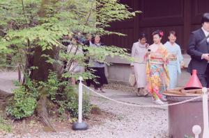 Shinto Wedding Meiji Shrine Harajuku Shibuya Japan Tokyo travel JaPlanning