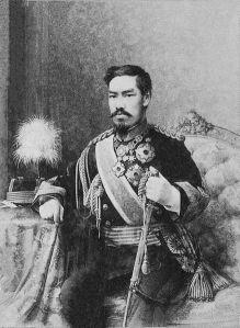 Emperor Meiji meiji era enlightenment tokugawa shogunate Japan Tokyo Edo Kyoto JaPlanning