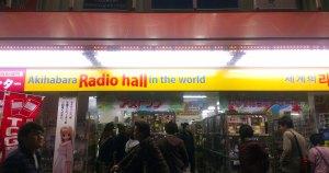 Akihabara CB radio Tokyo Otaku electronics Japan JaPlanning